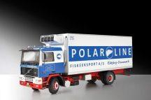 Italeri Volvo F16 Refeer Truck