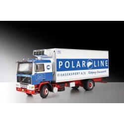 Italeri Volvo F16 Refeer Truck- makett