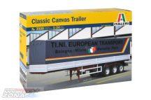 Italeri CLASSIC CANVAS TRAILER