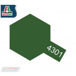 Italeri Flat Interior Grey Green