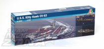 Italeri USS Kitty Hawk CV-63