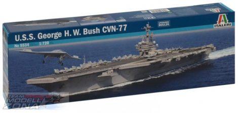 Italeri U.S.S. GEORGE H.W. BUSH CVN-77