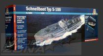 Italeri Schnellboot Typ S-100 Prem. Edition