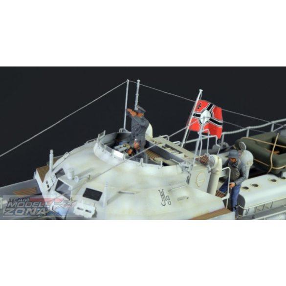 Italeri Schnellboot Typ S-100 Prem. Edition- makett