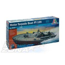 Italeri Motor Torpedo Boat PT - 109- makett