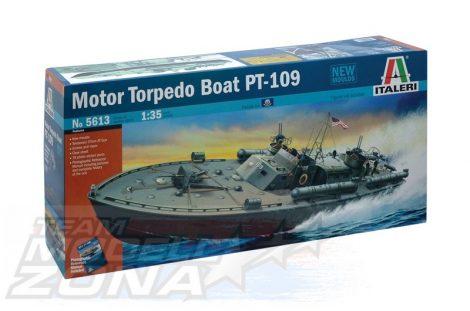 Italeri Motor Torpedo Boat PT - 109