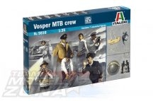 Italeri VOSPER MTB CREW