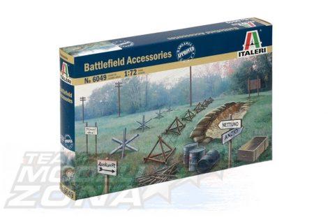 Italeri Battlefield Accessories
