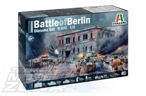 Italeri BATTLE of BERLIN Diorama Set