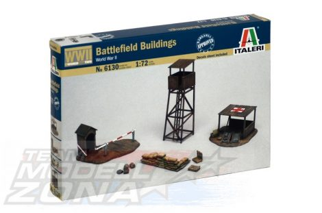 Italeri Battlefield Buildings