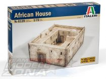Italeri AFRICAN HOUSE
