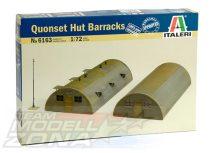 Italeri Quonset hut barrack