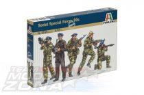 Italeri Soviet Special Forces