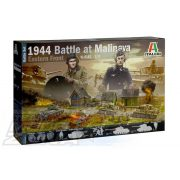 1:72 1944 Battle at Malinava - makett