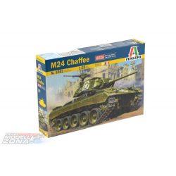 Italeri M24 Chaffee - makett