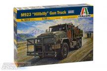 Italeri M923 Hillbilly Gun Truck