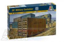 Italeri katonai konténer