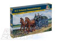 Italeri Hf.2 Schwerer Heeresfeldwagen