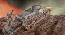 Italeri Pz. Kpfw. I Ausf. B