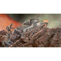 Italeri Pz. Kpfw. I Ausf. B - makett
