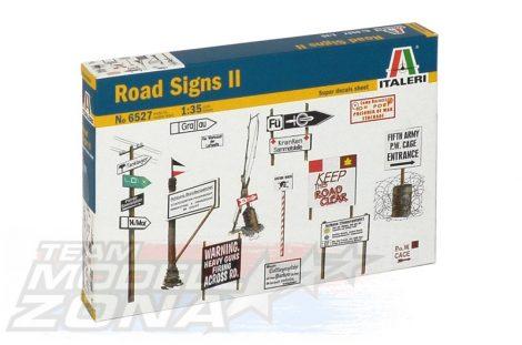 Italeri ROAD SIGNS