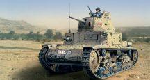 Italeri Panzer Semovente M 13/40