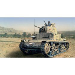 Italeri Panzer Semovente M 13/40 - makett
