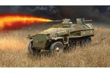 Italeri Sd. KFZ. 251/16 Flammpanzerwagen