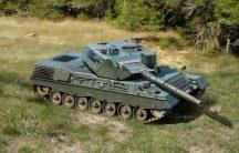 Italeri Leopard 1A4