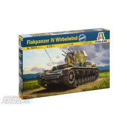 Italeri - FLAKPANZER IV WIRBELWIND - makett