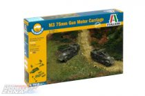 Italeri M3 75MM GUN MOTOR CARRIAGE