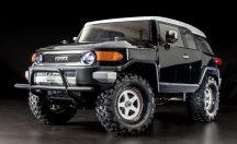 Tamiya 1:10 RC Toyota FJ Cruiser Black