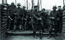 Zvezda German Infantry WWI 1916