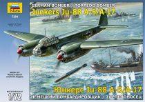 Zvezda Junkers Ju-88 A-17/A-5