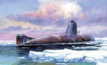 Zvezda K-3 Soviet.Atom U-Boot