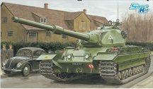 Dragon British Heavy Tank Conqueror Mark 2