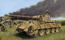 Dragon Panther D 52nd Batt., 39th Pz.Reg.