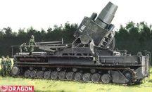 Dragon Super-Heavy Self-Prop. Mortar 60cm