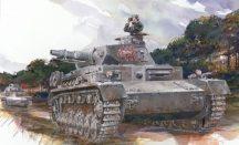 Dragon Pz.KPFW.IV Ausf.D (3 in 1)