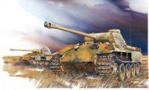 Dragon Sd.Kfz. 171 Panther D Premium Edition