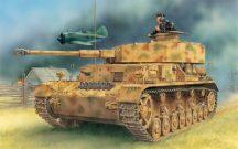 Dragon PZ.Kpfw.IV.Ausf.D UP-Gunned