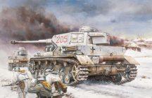Dragon WWII Pz.Kpfw.IV Ausf.G LAH Div.1943
