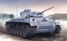 Dragon Pz.Kpfw.III Ausf.L Late Production w/Winterketten