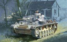 Dragon Pz.Kpfw.III Ausf.M mit Tiefwat-Auspuff