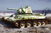 Dragon T34/76 Commander Cupola 1943