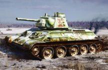 Dragon T34/76 Commander Cupola 1943