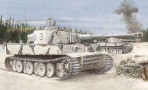 Dragon Tiger I Initial s.Pz.Abt.502