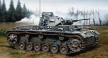 Dragon Sd.Kfz.141 Pz.Kpfw.III (5cm) Ausf.H Early Production (Smart Kit)