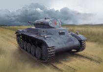 Dragon Pz.KPFW.II Ausf.A w/Interior