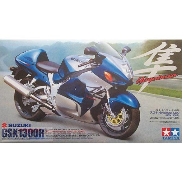 Tamiya Suzuki GSX1300R Hayabusa - makett